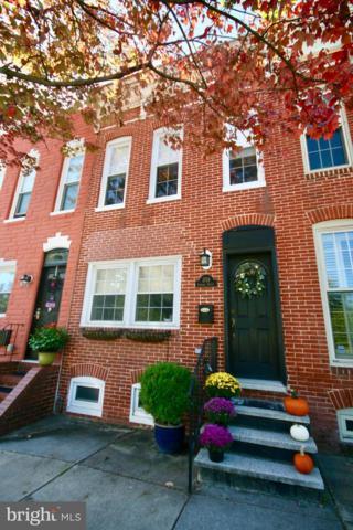 1718 Johnson Street, BALTIMORE, MD 21230 (#MDBA263508) :: Colgan Real Estate