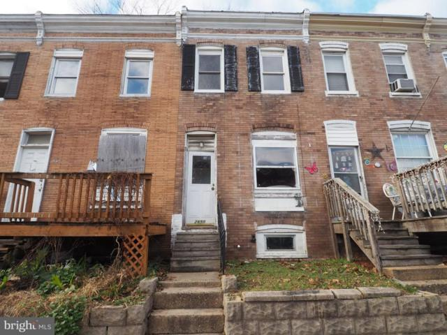 2650 Frederick Avenue, BALTIMORE, MD 21223 (#MDBA263512) :: The Dailey Group