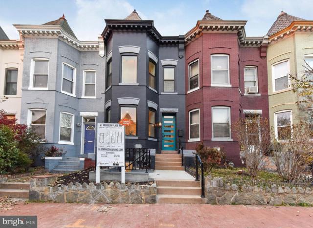 41 Randolph Place NW, WASHINGTON, DC 20001 (#DCDC260532) :: Crossman & Co. Real Estate