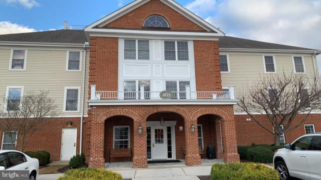 1103 S Schumaker Drive C302, SALISBURY, MD 21804 (#MDWC100830) :: Barrows and Associates