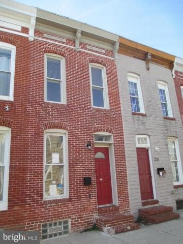 224 Port Street, BALTIMORE, MD 21224 (#MDBA263582) :: The Dailey Group