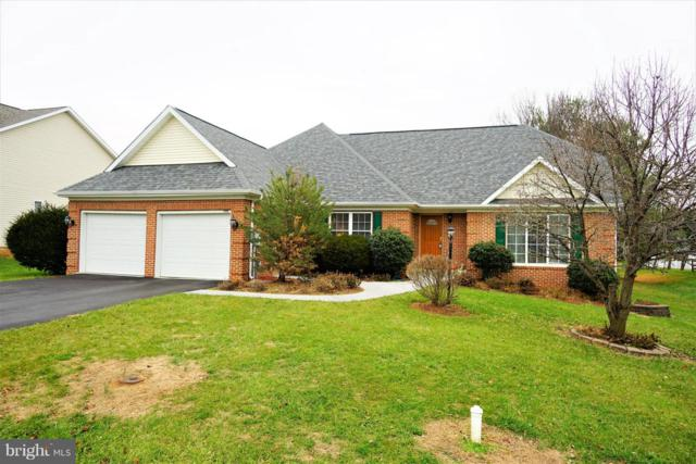 398 Turnberry Drive, CHARLES TOWN, WV 25414 (#WVJF114974) :: Bob Lucido Team of Keller Williams Integrity