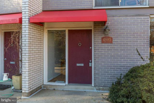 4985 Battery Lane, BETHESDA, MD 20814 (#MDMC388960) :: Dart Homes