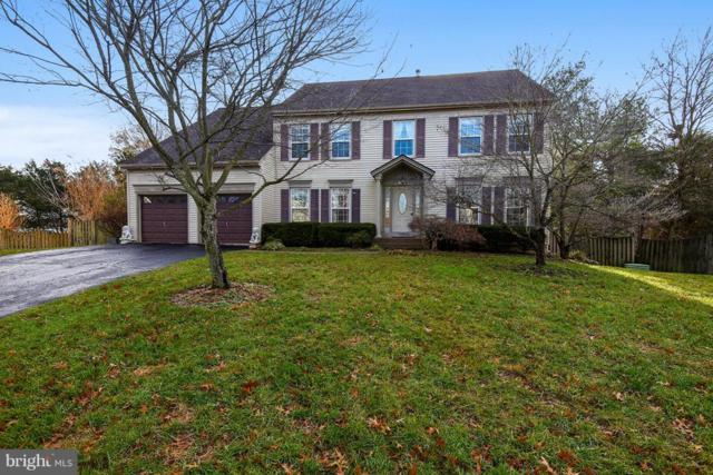4309 Woodward Court, CHANTILLY, VA 20151 (#VAFX535476) :: The Belt Team