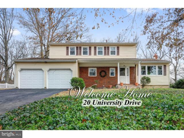 20 University Drive, HAMILTON TWP, NJ 08619 (#NJME187814) :: City Block Team