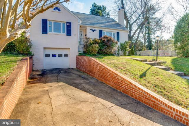2101 N Quintana Street, ARLINGTON, VA 22205 (#VAAR102618) :: The Piano Home Group