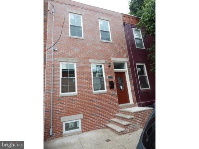 1322 S 18TH Street, PHILADELPHIA, PA 19146 (#PAPH362752) :: Jason Freeby Group at Keller Williams Real Estate
