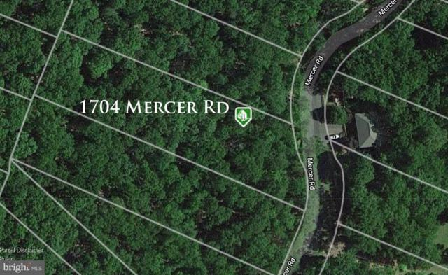 1704 Mercer Road, HAYMARKET, VA 20169 (#VAPW266958) :: Network Realty Group