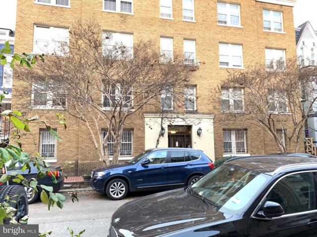 1731 Willard Street NW #501, WASHINGTON, DC 20009 (#DCDC260730) :: The Vashist Group