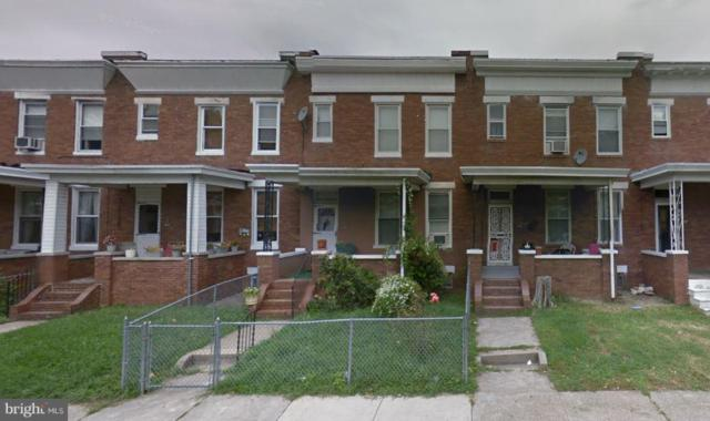 1810 E 31ST Street, BALTIMORE, MD 21218 (#MDBA263708) :: The Miller Team