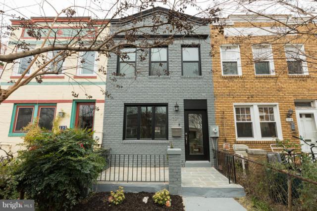 321 17TH Street SE, WASHINGTON, DC 20003 (#DCDC260754) :: The Foster Group