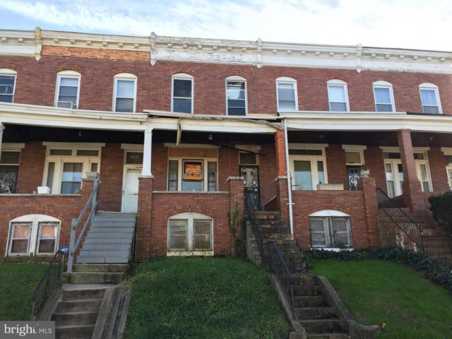 2753 Winchester Street, BALTIMORE, MD 21216 (#MDBA263870) :: ExecuHome Realty