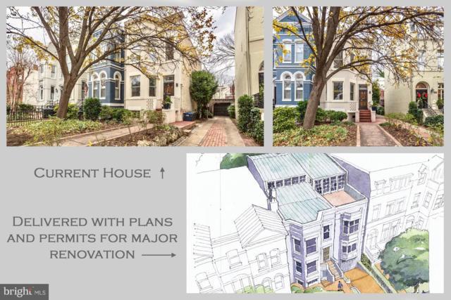 432 New Jersey Avenue SE, WASHINGTON, DC 20003 (#DCDC261166) :: Crossman & Co. Real Estate