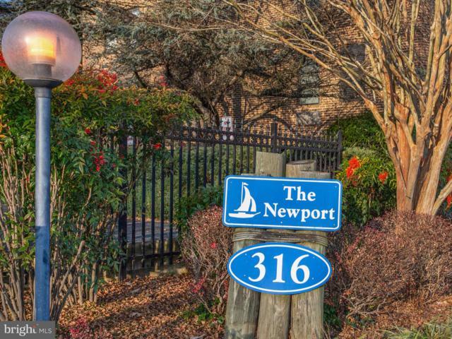 316 Burnside Street #404, ANNAPOLIS, MD 21403 (#MDAA255872) :: The Sebeck Team of RE/MAX Preferred