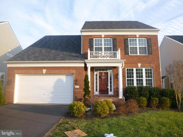 1813 Magnolia Circle, CULPEPER, VA 22701 (#VACU113778) :: The Licata Group/Keller Williams Realty