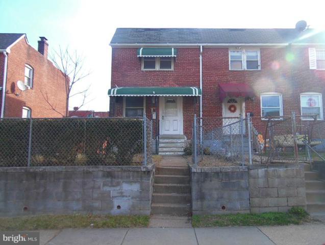 3701 Saint Victor Street, BALTIMORE, MD 21225 (#MDBA263924) :: The Dailey Group