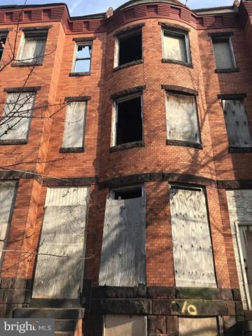 2321 Callow Avenue, BALTIMORE, MD 21217 (#MDBA263952) :: Dart Homes