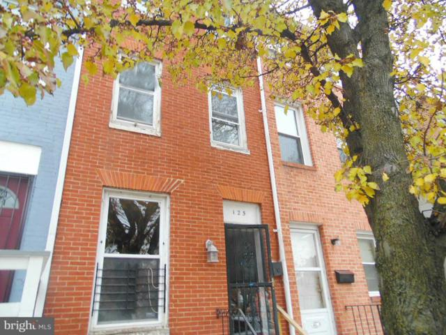 125 S Poppleton Street, BALTIMORE, MD 21201 (#MDBA264012) :: Blue Key Real Estate Sales Team