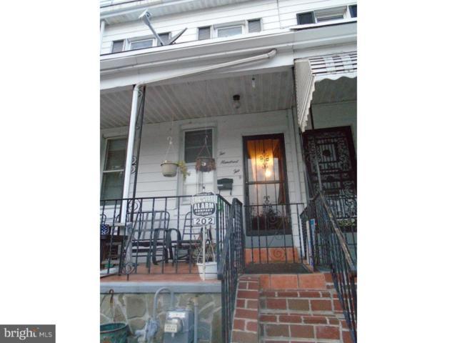 202 W 15TH Street, CHESTER, PA 19013 (#PADE229450) :: McKee Kubasko Group