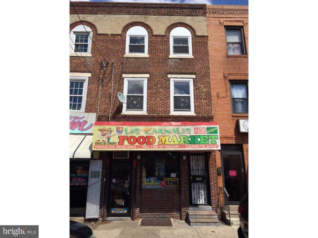 1033 S 8TH Street, PHILADELPHIA, PA 19147 (#PAPH363284) :: City Block Team