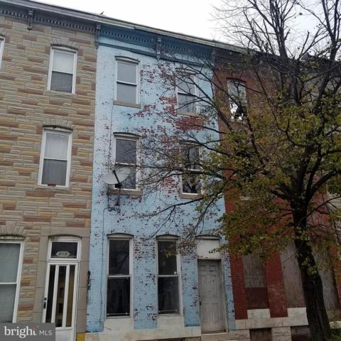 420 E Biddle Street, BALTIMORE, MD 21202 (#MDBA264234) :: Dart Homes