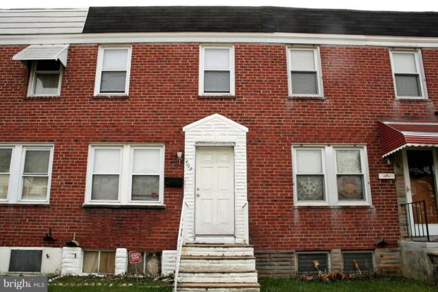 4015 Elmora Avenue, BALTIMORE, MD 21213 (#MDBA264238) :: Bic DeCaro & Associates