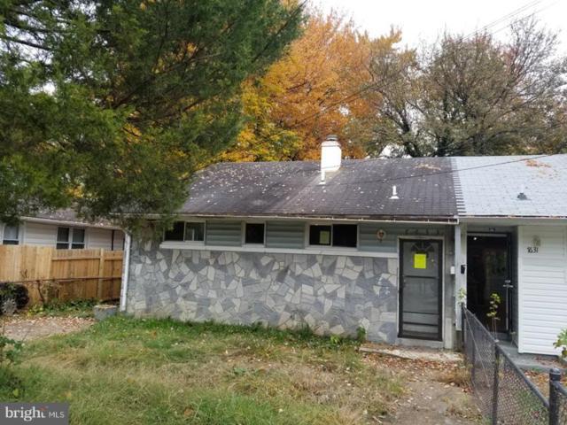 7633 Greenleaf Road, LANDOVER, MD 20785 (#MDPG320618) :: Bob Lucido Team of Keller Williams Integrity