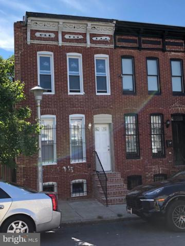 1113 Sargeant Street, BALTIMORE, MD 21223 (#MDBA267480) :: The Dailey Group