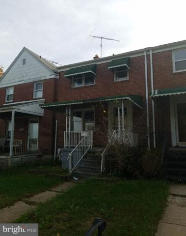 1375 E Northern Parkway, BALTIMORE, MD 21239 (#MDBA274850) :: The Dailey Group