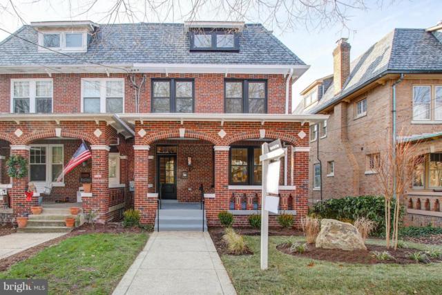 2814 39TH Street NW, WASHINGTON, DC 20007 (#DCDC276078) :: Blue Key Real Estate Sales Team
