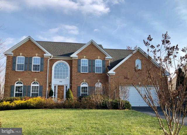 1819 Weybridge Road, FREDERICK, MD 21702 (#MDFR179602) :: The Maryland Group of Long & Foster