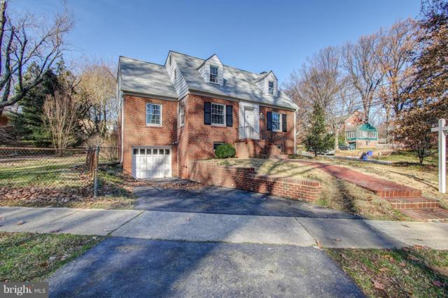 308 E Schuyler Road, SILVER SPRING, MD 20901 (#MDMC390818) :: The Riffle Group of Keller Williams Select Realtors