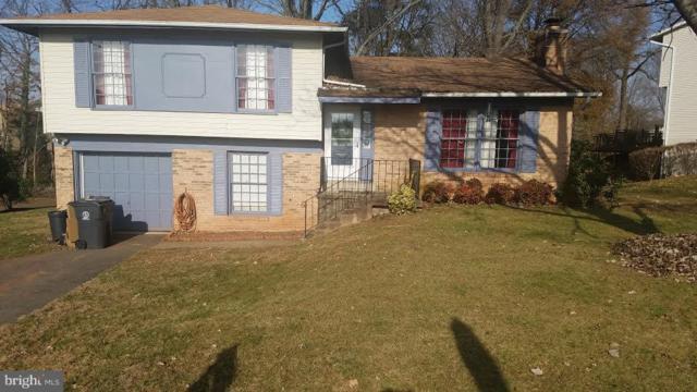 8942 Rolling Road, MANASSAS, VA 20110 (#VAMN116838) :: The Putnam Group