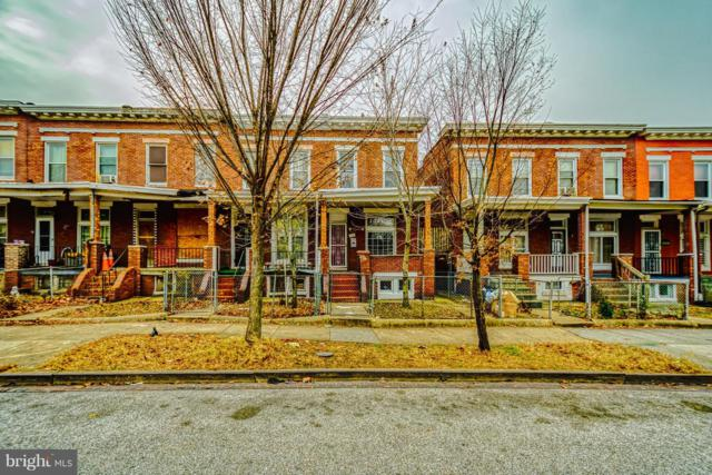 1735 Montpelier Street, BALTIMORE, MD 21218 (#MDBA276910) :: Blue Key Real Estate Sales Team