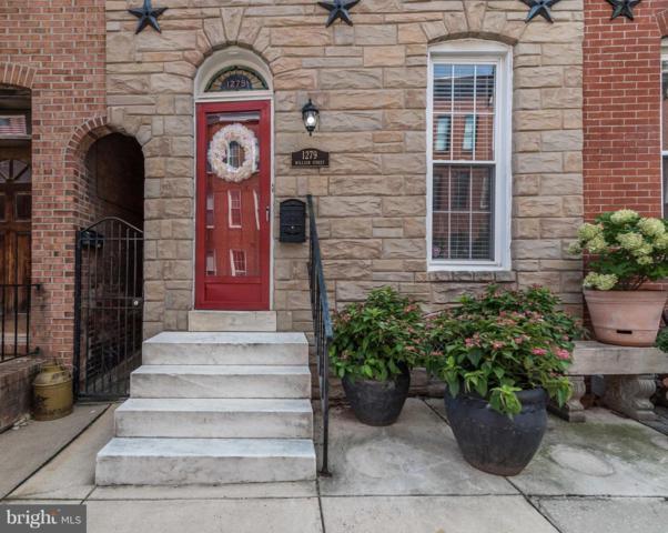 1279 William Street, BALTIMORE, MD 21230 (#MDBA276928) :: Blue Key Real Estate Sales Team