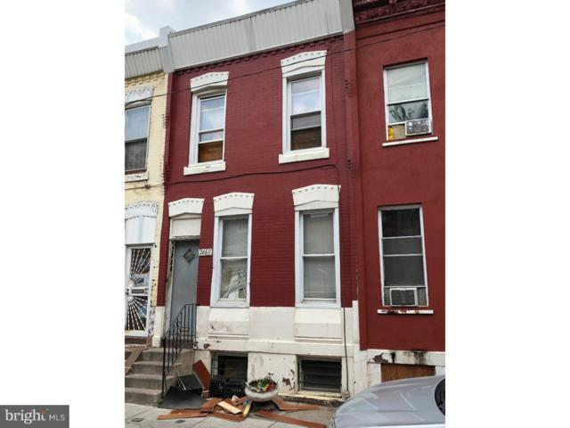 2660 N Bancroft Street, PHILADELPHIA, PA 19132 (#PAPH363540) :: The Team Sordelet Realty Group