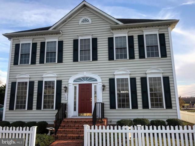 120 Horton Lane, MILTON, DE 19968 (#DESU126232) :: RE/MAX Coast and Country