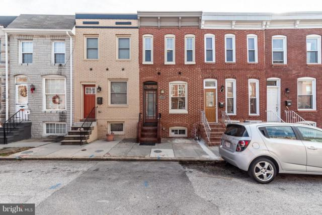1155 Cleveland Street, BALTIMORE, MD 21230 (#MDBA276938) :: Bob Lucido Team of Keller Williams Integrity