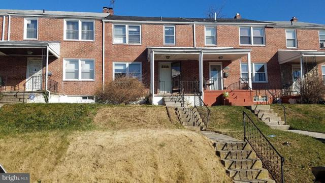 1006 Reverdy Road, BALTIMORE, MD 21212 (#MDBA276944) :: Blue Key Real Estate Sales Team