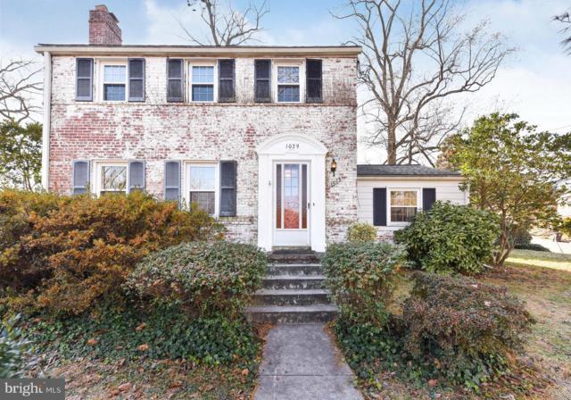 1029 N Liberty Street, ARLINGTON, VA 22205 (#VAAR103080) :: Jennifer Mack Properties