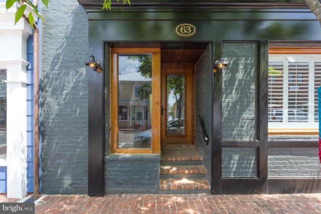 63 Main Street, WARRENTON, VA 20186 (#VAFQ123768) :: Jacobs & Co. Real Estate