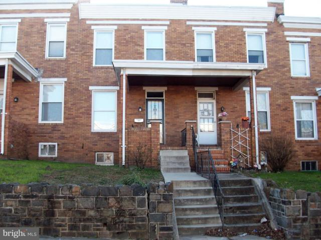 1918 Grinnalds Avenue, BALTIMORE, MD 21230 (#MDBA276966) :: Blue Key Real Estate Sales Team