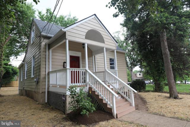 3126 Newton Street NE, WASHINGTON, DC 20018 (#DCDC276178) :: The Miller Team
