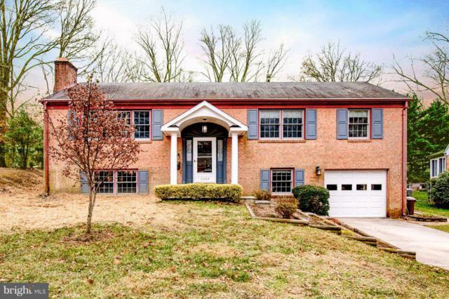 2203 Colonial Woods Drive, ALEXANDRIA, VA 22308 (#VAFX585640) :: Berkshire Hathaway HomeServices