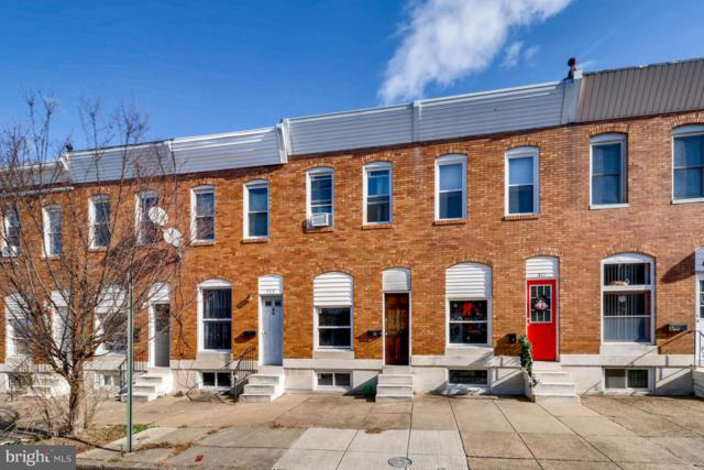 315 S Newkirk Street, BALTIMORE, MD 21224 (#MDBA276976) :: The Dailey Group