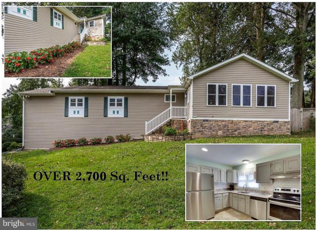 3649 5TH Street, NORTH BEACH, MD 20714 (#MDCA131902) :: ExecuHome Realty