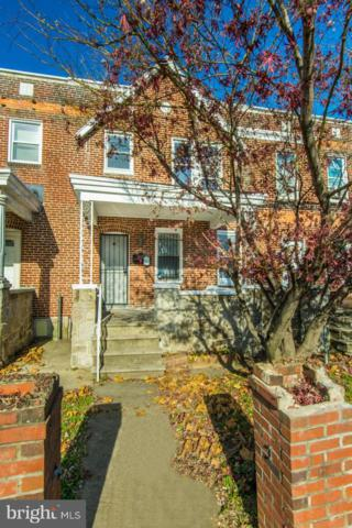 3002 Spaulding Avenue, BALTIMORE, MD 21215 (#MDBA278062) :: The Daniel Register Group