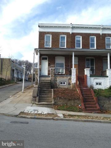 920 Ashburton Street, BALTIMORE, MD 21216 (#MDBA278124) :: ExecuHome Realty