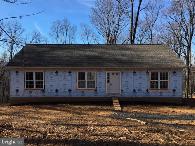 208 Club House, FRONT ROYAL, VA 22630 (#VAWR115030) :: ExecuHome Realty