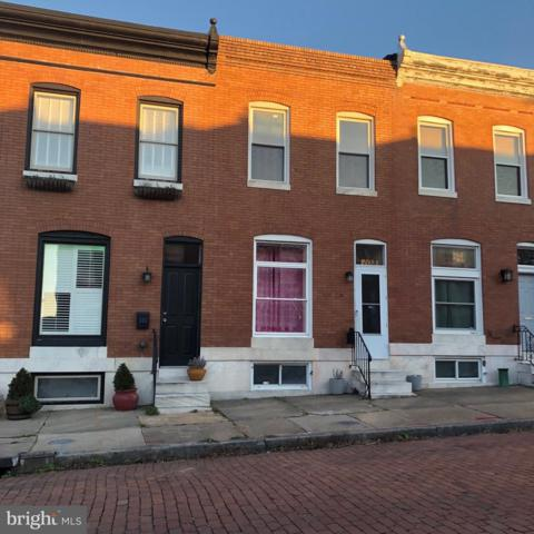 103 Rochester Place, BALTIMORE, MD 21224 (#MDBA278134) :: ExecuHome Realty